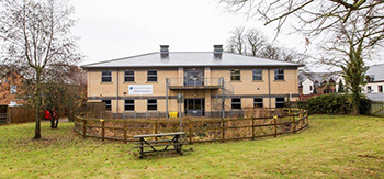 Clifton Park Outpatients Department